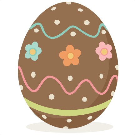 picture Brownie clipart easter chocolate. Free for download on