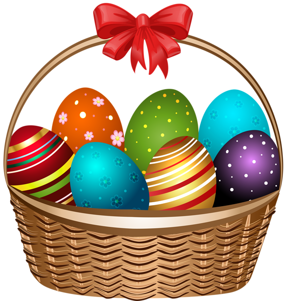 clip art royalty free Tripicians custom basket tripician. Brownie clipart easter chocolate