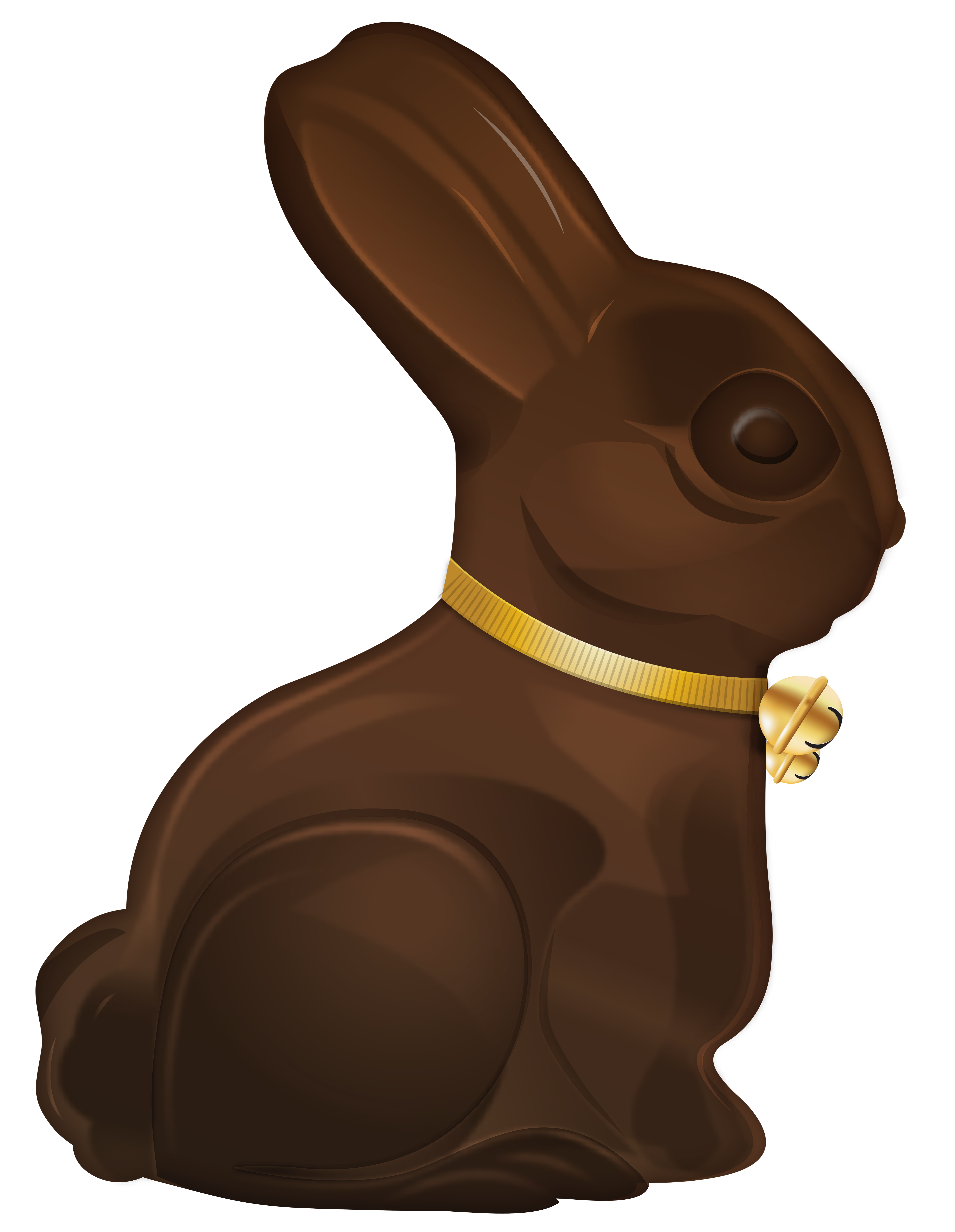 banner freeuse library Animals png cool bunny. Brownie clipart easter chocolate