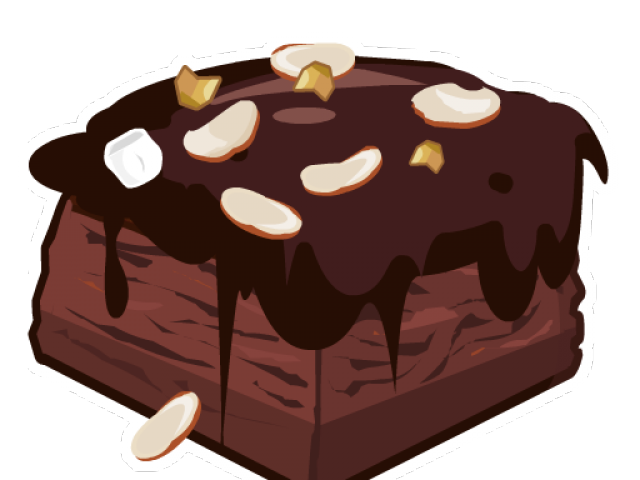 vector download Choc free for download. Brownies clipart.