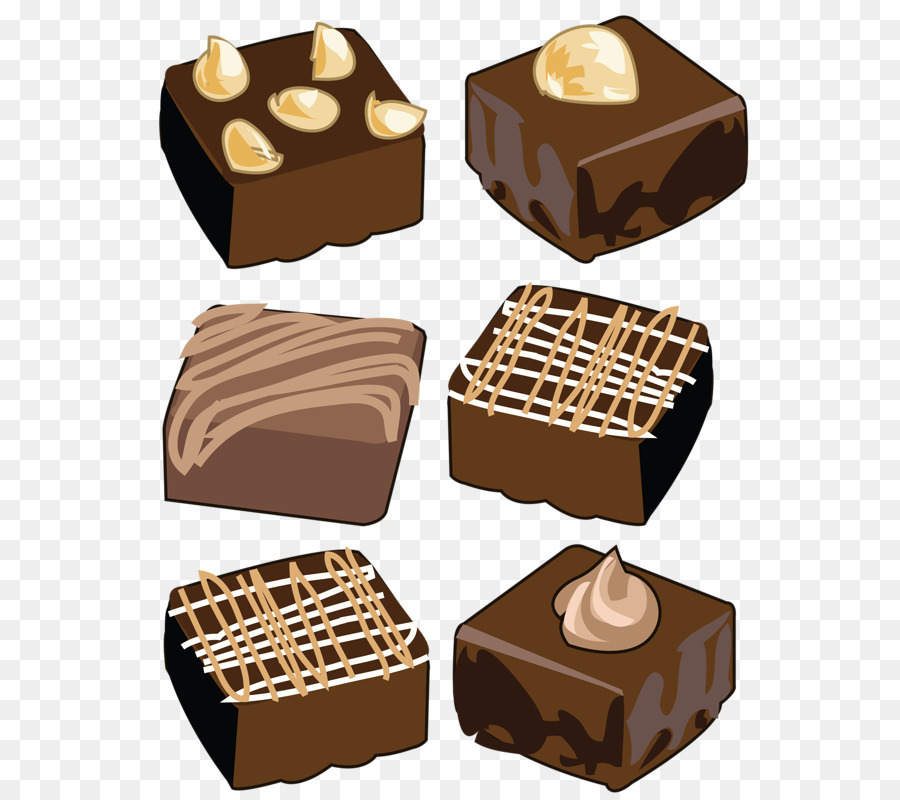jpg freeuse library Frozen food cake transparent. Brownies clipart cartoon.