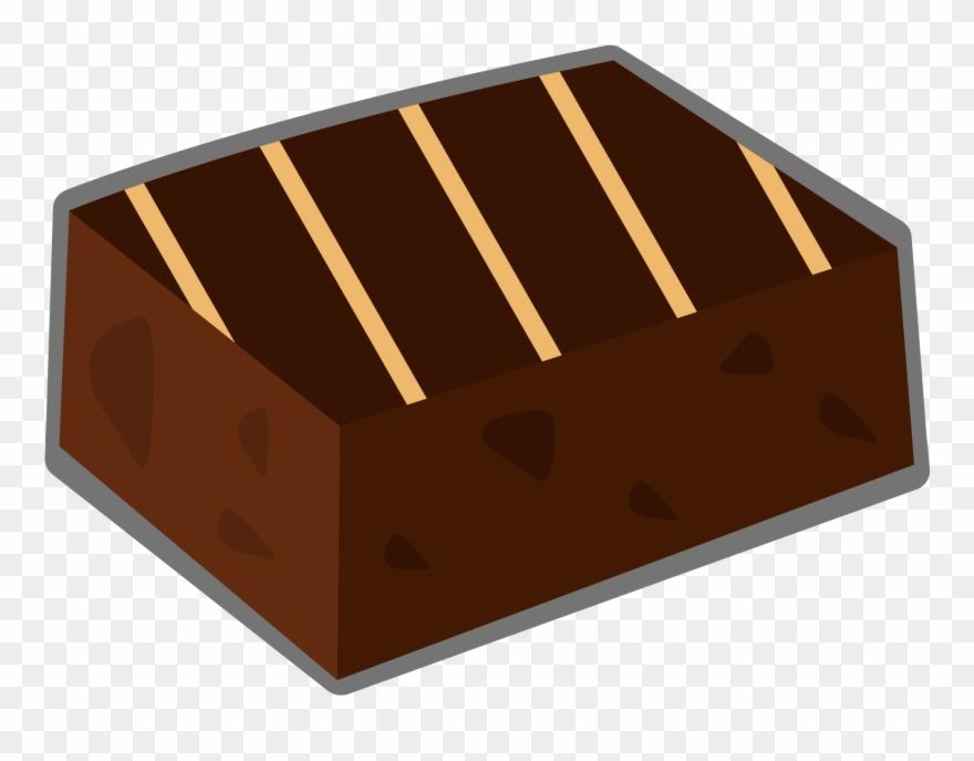 image transparent Brownies clipart clip art. Wood pinclipart .