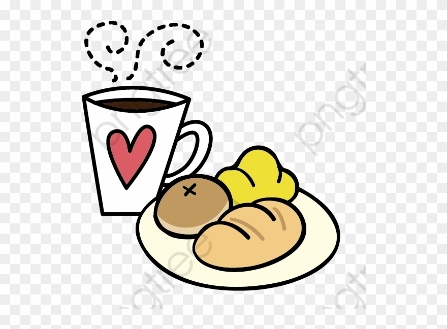 graphic royalty free stock Breakfast images of . Brunch clipart cartoon.