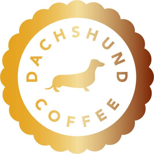 clip art library download Dachshund Coffee