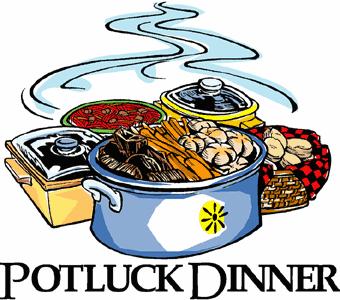 vector stock Brunch clipart community dinner.
