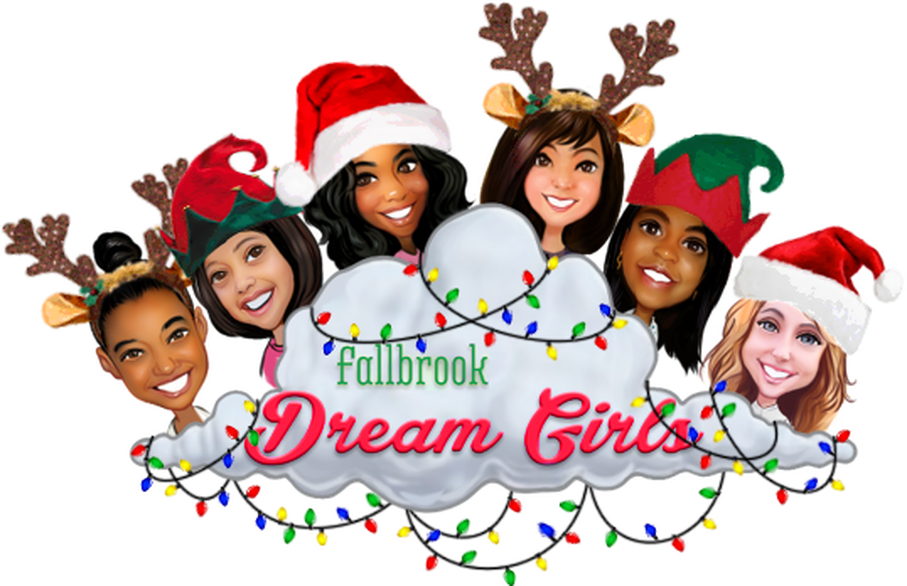 banner library download Brunch clipart holiday brunch. Dream girls