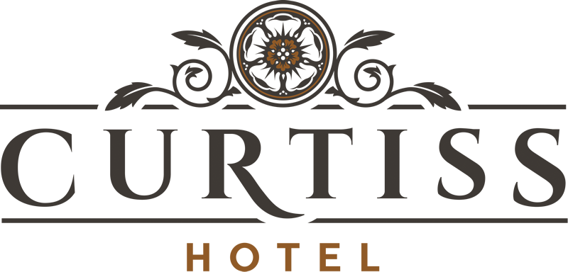 royalty free Curtiss Hotel