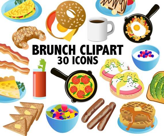 jpg Brunch clipart saturday. Breakfast clip art food