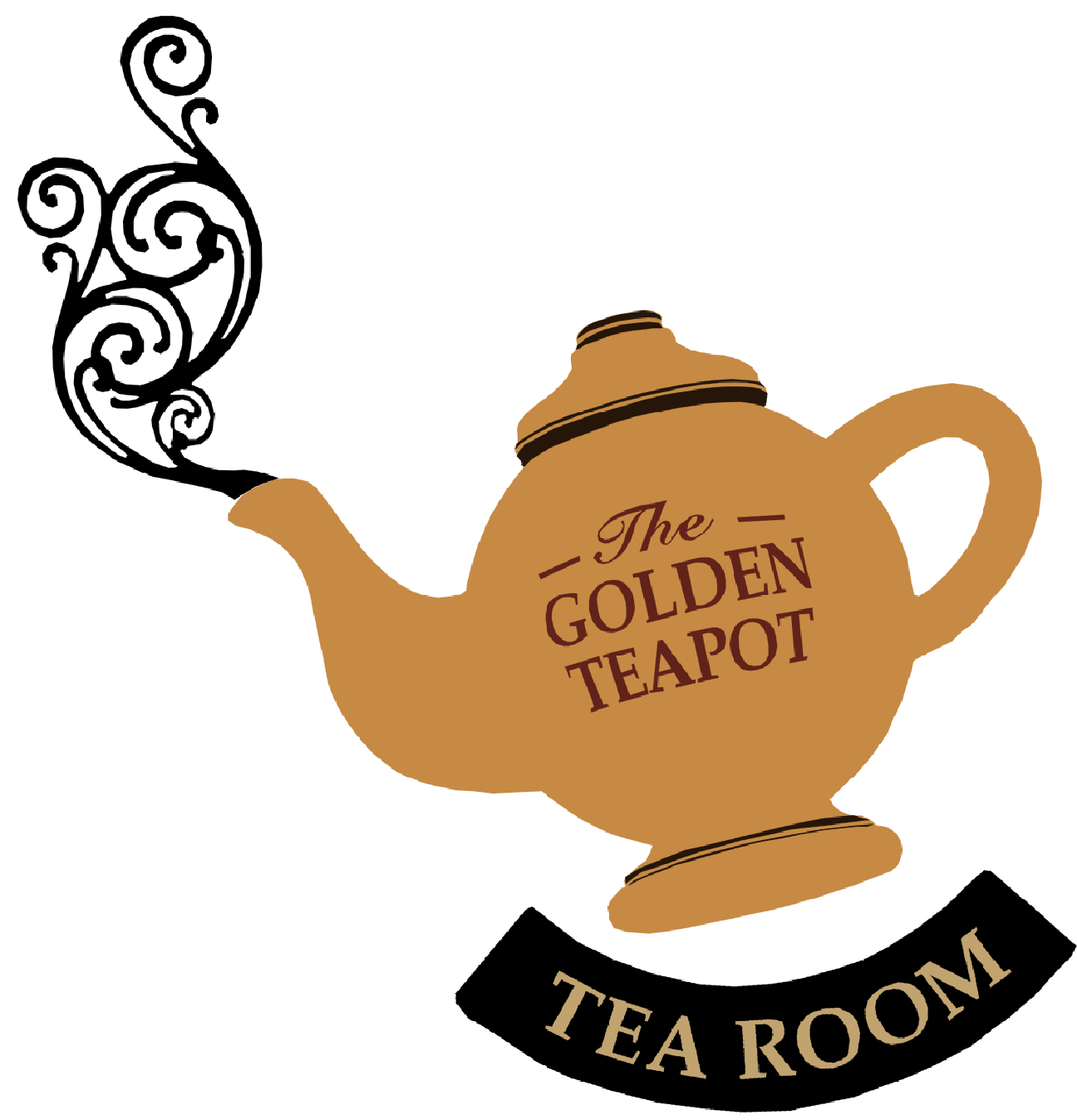 clipart royalty free The Golden Teapot at Glenhyrst