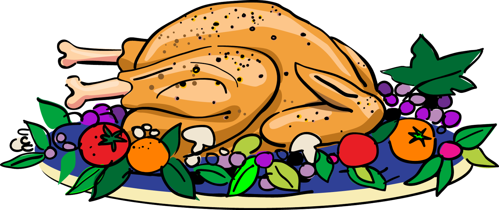 svg royalty free download Food x wallpaper. Brunch clipart thanksgiving