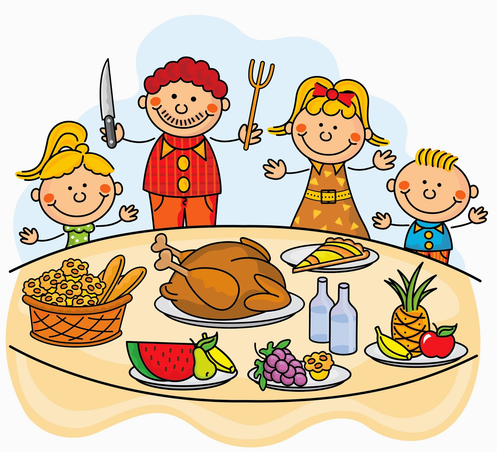 clip art download Brunch clipart thanksgiving. Collection of free download