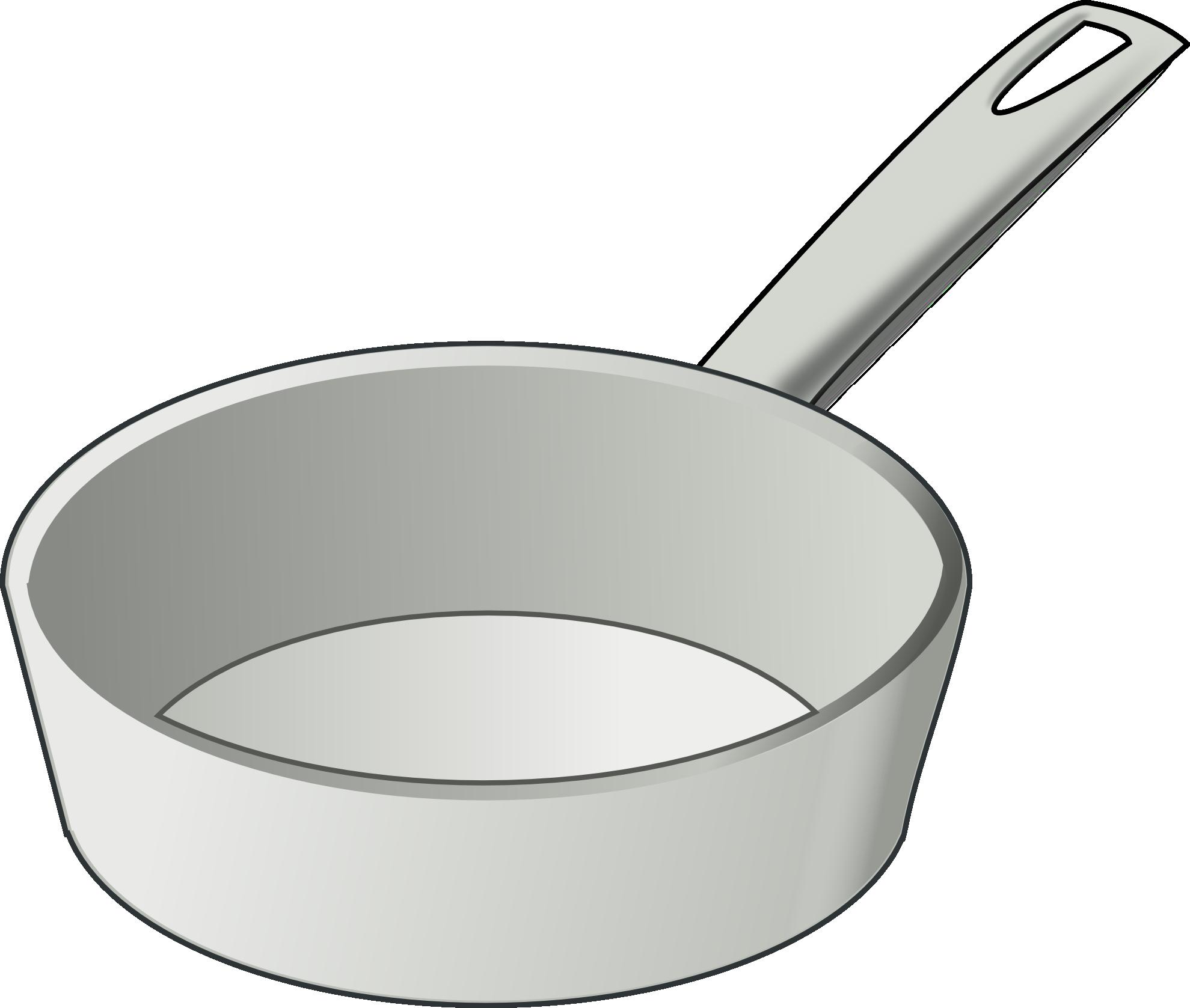vector royalty free stock Pans group skillet panda. Brush clipart pan