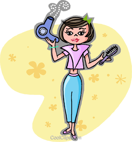 vector freeuse download Hair Brush Clipart at GetDrawings