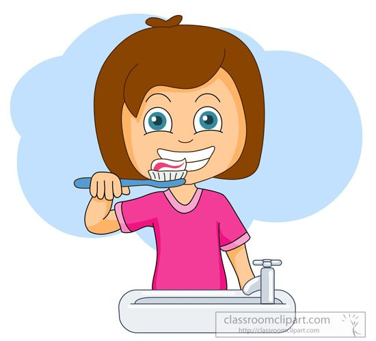 vector transparent stock Kids brushing teeth clipart. Pin by divya mishra