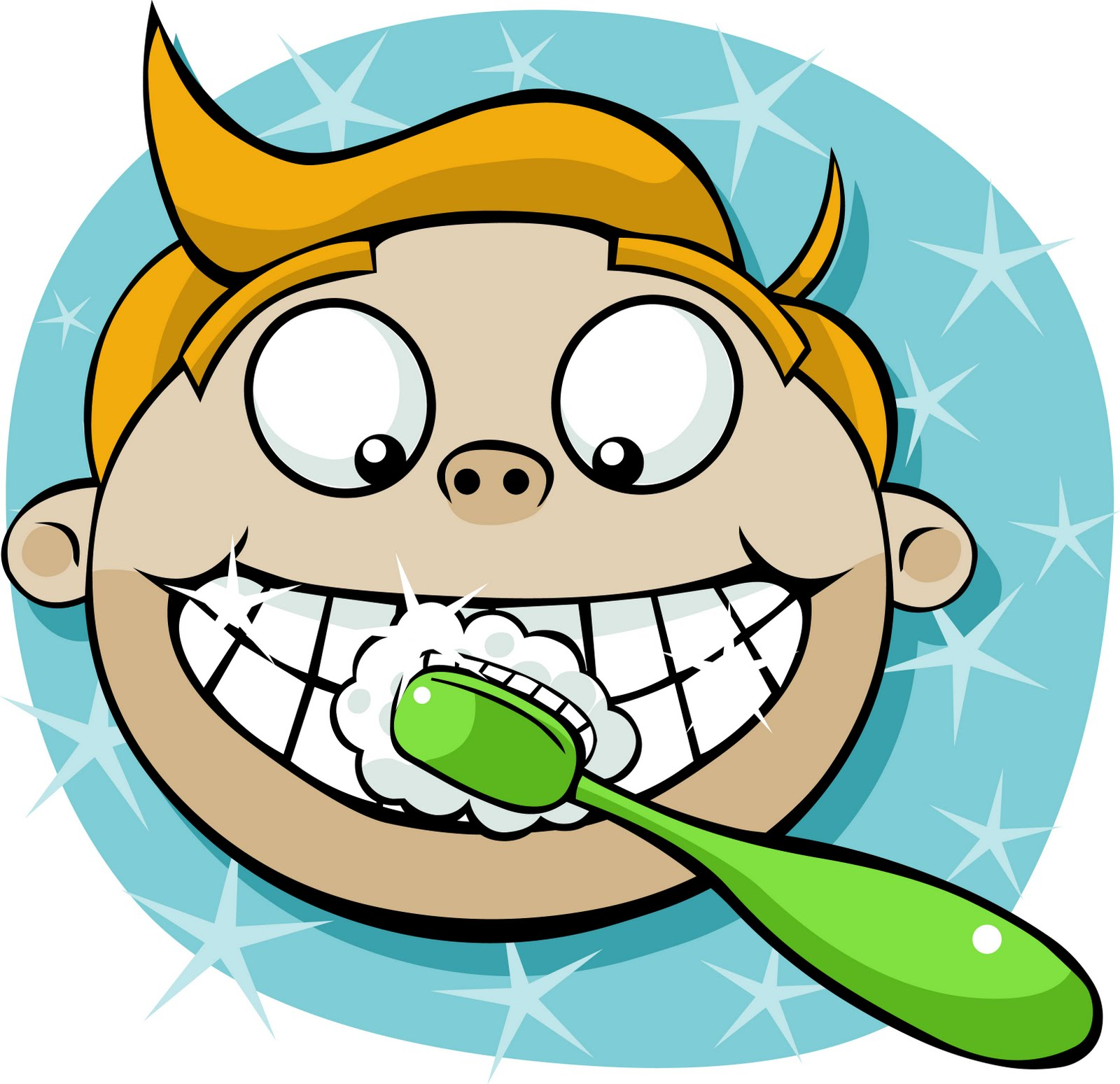 vector royalty free library Brushing clipart brushteeth. Free teeth cliparts download.