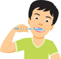 picture freeuse stock Collection of toothbrush free. Brushing clipart nag