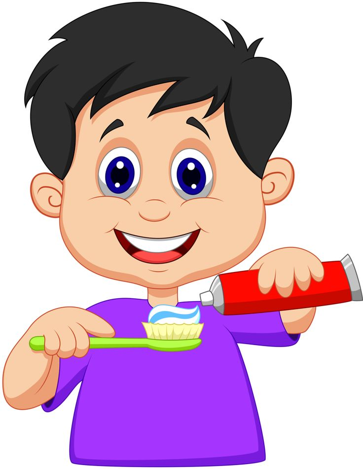 svg black and white library Brushing clipart nag. Kid teeth free download