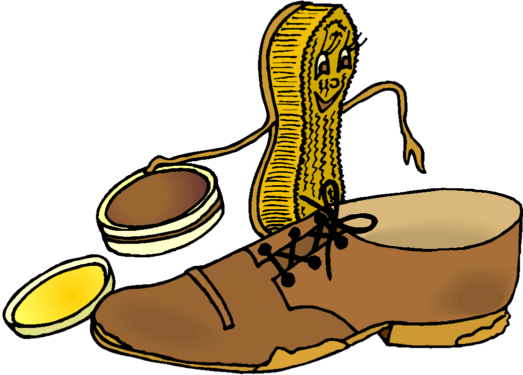 vector free Clip art cliparts co. Brushing clipart shoe brush