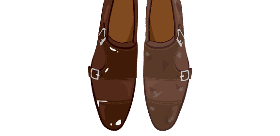 image royalty free download Brushing clipart shoe brush. Care for your shoes