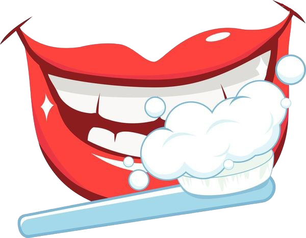 jpg library Tooth oral hygiene toothbrush. Brushing clipart toothbrushclip