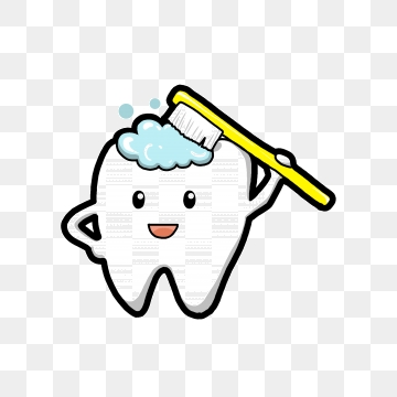 vector library Brush teeth png psd. Brushing clipart vector