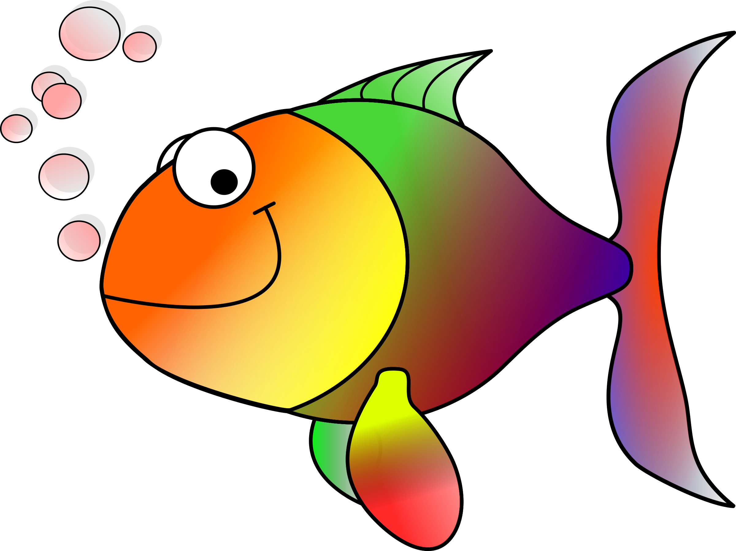 image freeuse download The fish shire by. Bubbles clipart blew