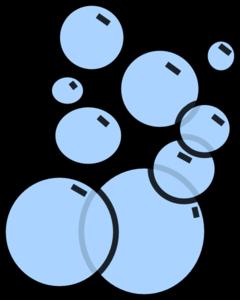 svg transparent library Bubble clip art images. Bubbles clipart detergent.