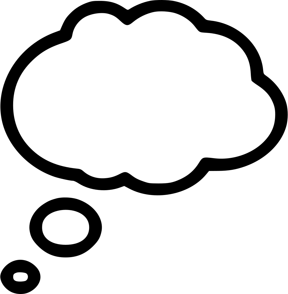 clip art royalty free library Vector bubble cloud. Chat message svg png