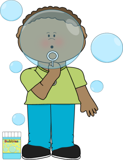 jpg transparent library Boy blowing cute pinterest. Bubbles clipart.