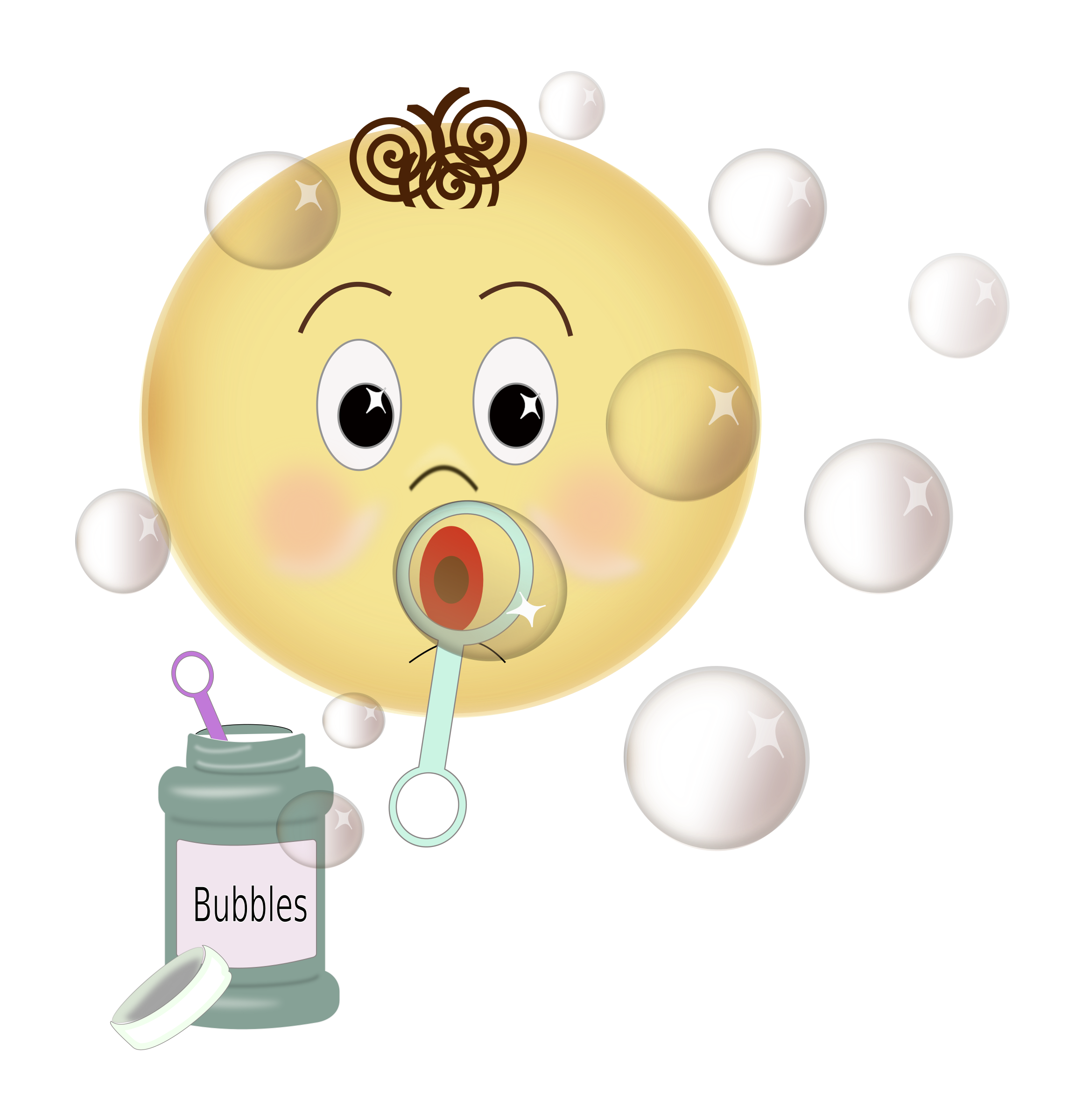 free download Blowing big image png. Bubbles clipart blew