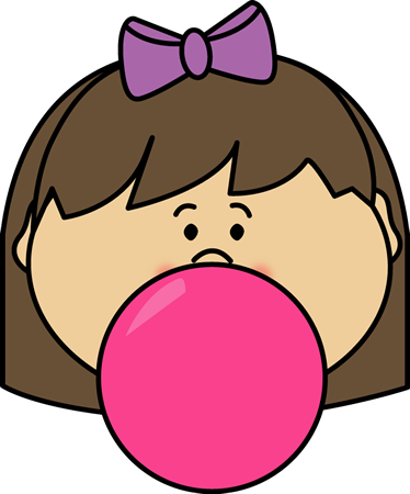 png library download Bubbles clipart expression. Bubble gum bubblegum clip.