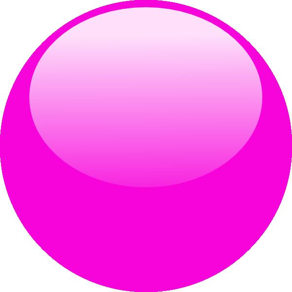 clip art black and white download Pink dark clip art. Vector color bubble