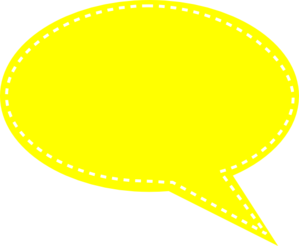 png black and white stock Speech bubble clip art. Bubbles clipart yellow.