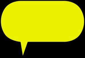 picture stock Bubbles clipart yellow. Bubble word clip art