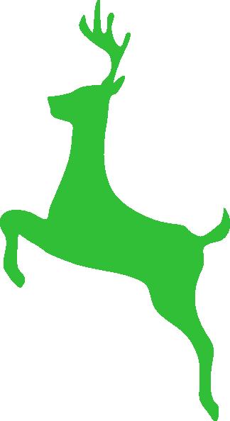 vector download Buck clipart green. Deer pencil and in