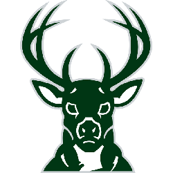 svg freeuse stock Milwaukee bucks alternate logo. Buck clipart nba