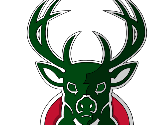 picture black and white download Buck clipart nba. Which team should you.