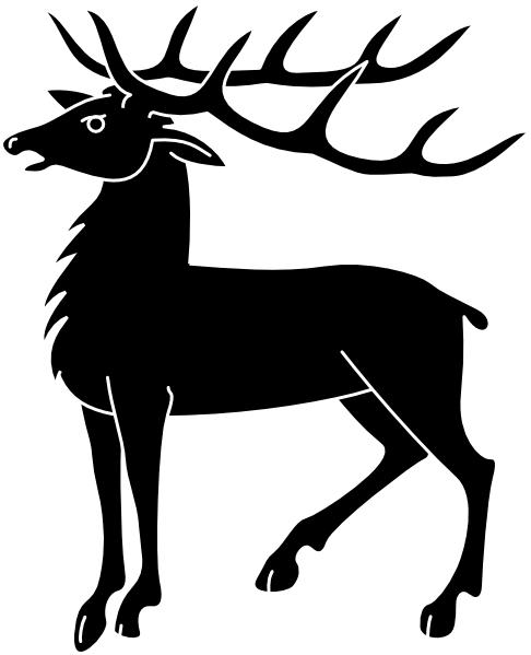 image freeuse Deer Clip Art at Clker