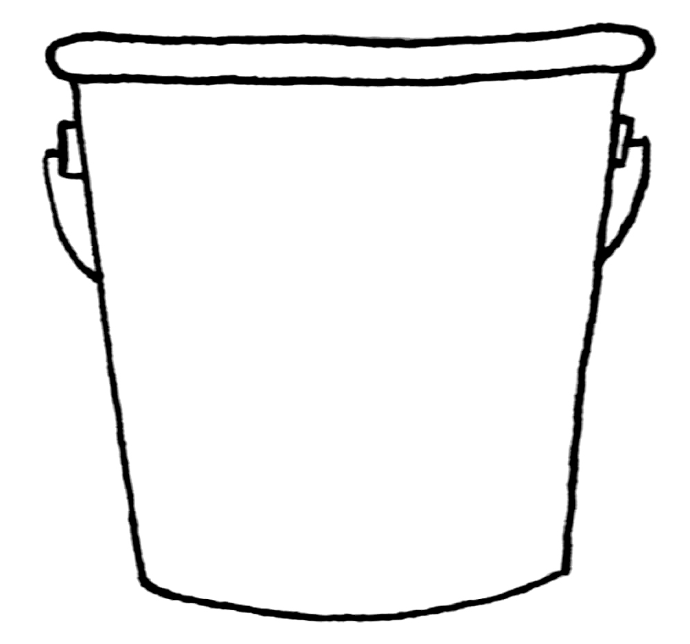 transparent stock Free cliparts download clip. Bucket clipart