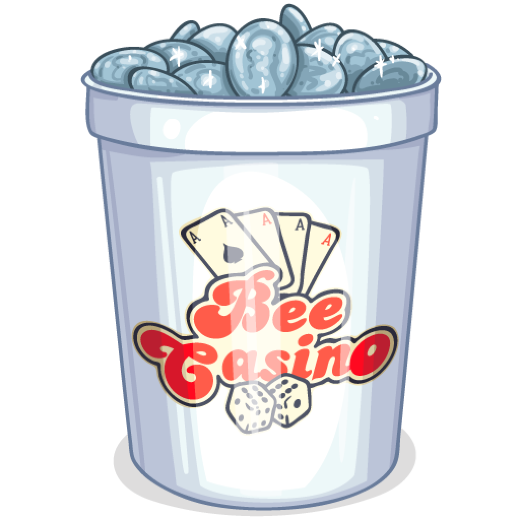 svg royalty free stock Item detail itembrowser vegas. Bucket clipart coin
