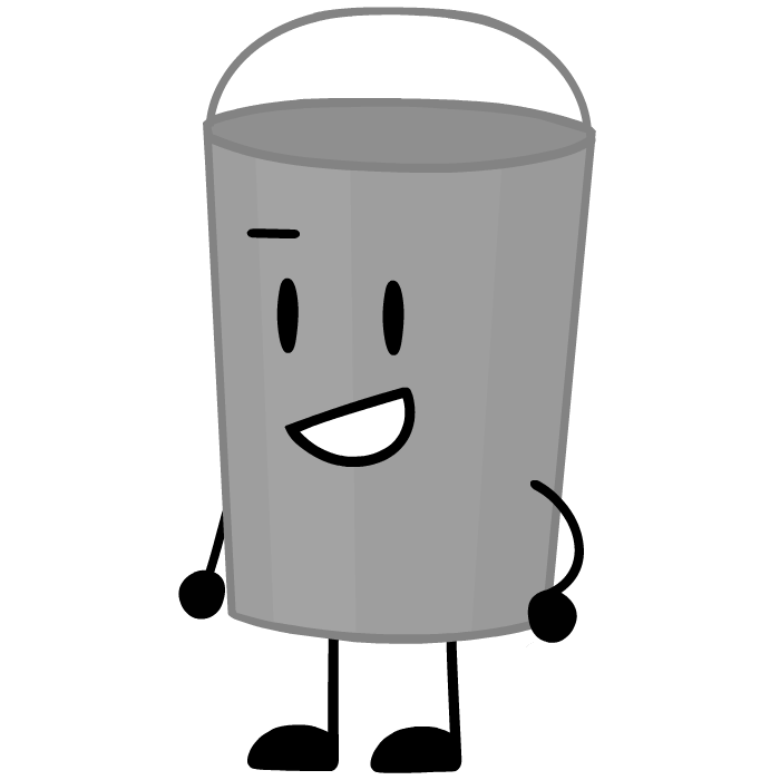 picture transparent download Bucket clipart different object. Lockdown wiki fandom powered