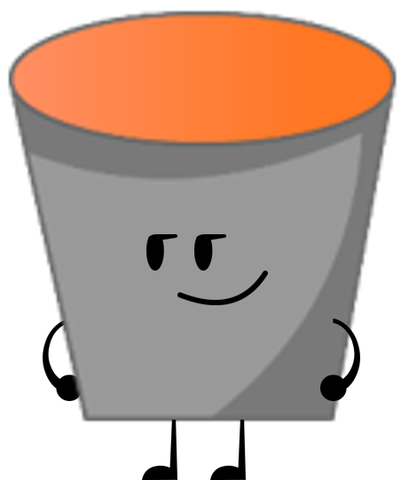 picture download Image lava png survival. Bucket clipart different object