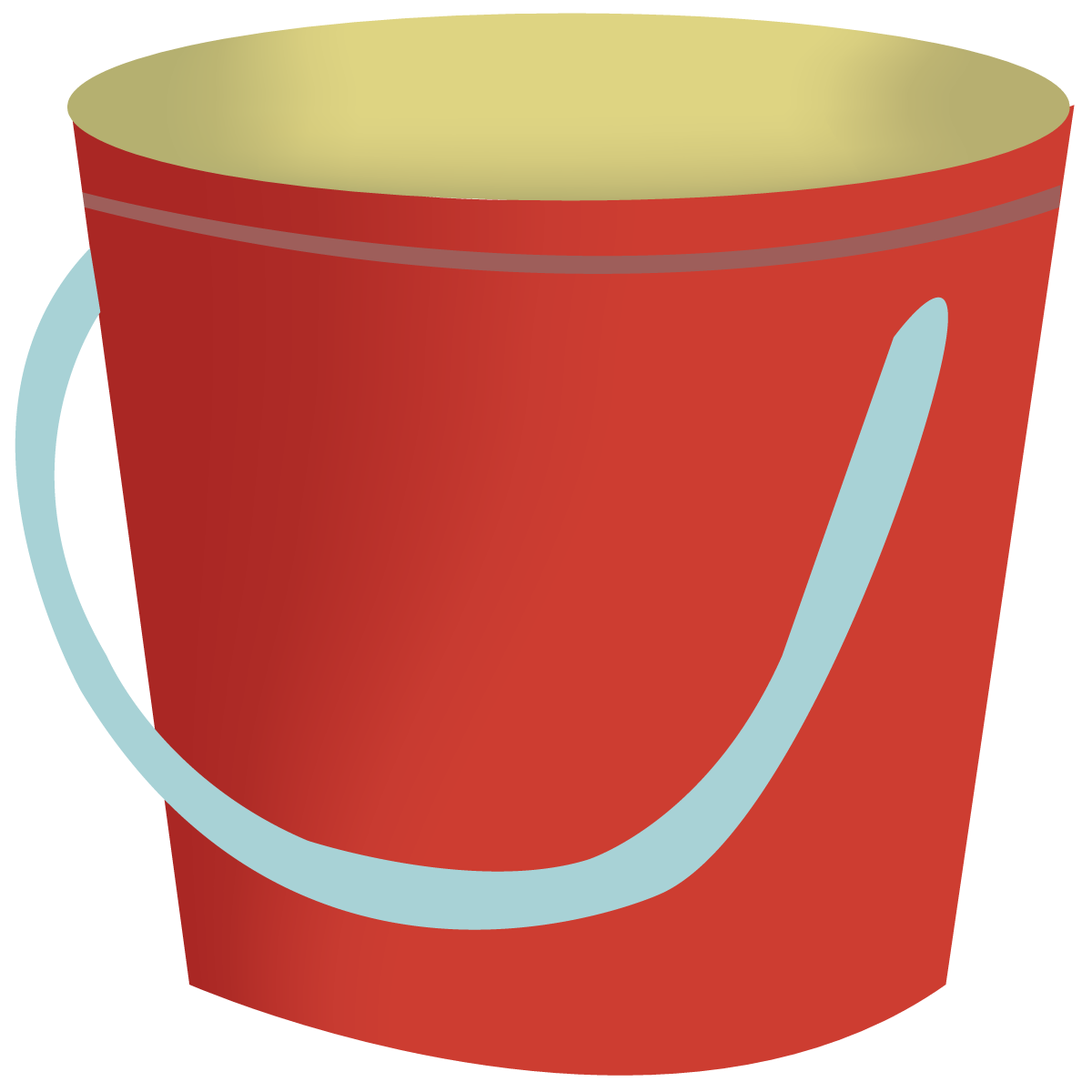 png freeuse download Bucket clip art clipart jpg