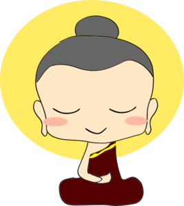 clip art royalty free download Buddha clipart. Clip art at clker