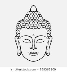 vector royalty free download Gautam portal . Buddha clipart