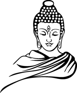 clipart transparent stock Gautam free images at. Buddha clipart