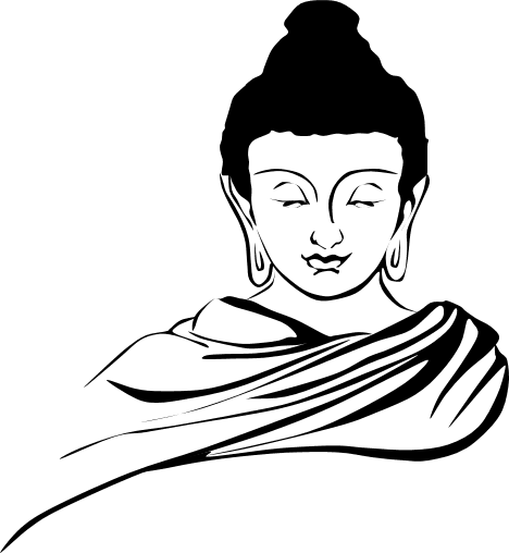 picture library stock Free cliparts pinterest images. Buddha clipart china drawing.