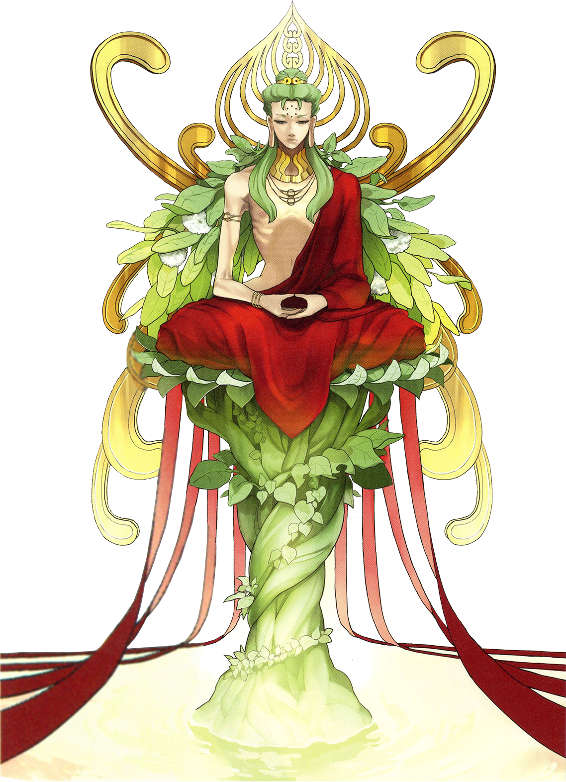 graphic library download Saver fate extra type. Buddha clipart colour