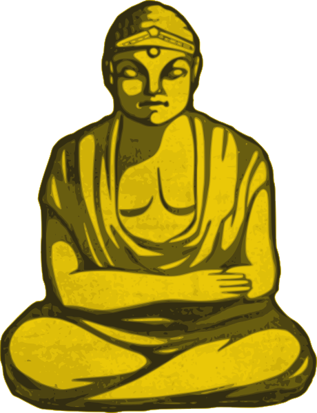 clip free download Buddha clipart zen buddhism. Png transparent images all.