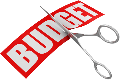 svg library download Budget clipart budget plan.  ways to trim